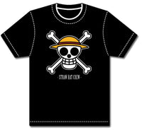 One Piece Straw Hat Crew Flag Adult Shirt