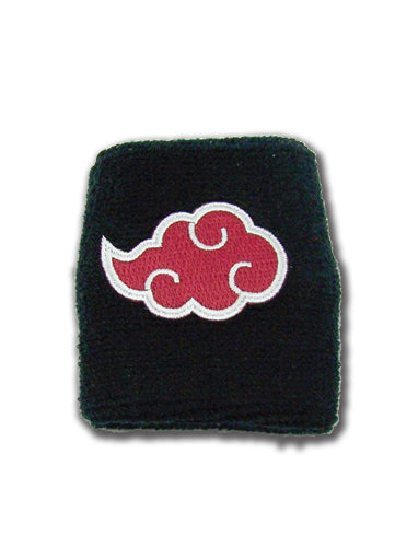 NARUTO SHIPPUDEN AKATSUKI CLOUD ICON WRISTBAND