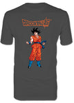 DRAGON BALL SUPER - GOKU WHIS SIGN MEN'S SCREEN PRINT SHIRT