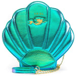 Little Mermaid Loungefly x Ariel Shell Crossbody Bag