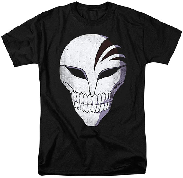 Bleach Hollow Mask Adult Shirt