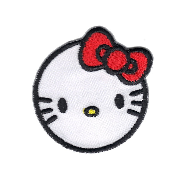 Hello Sanrio Hello Kitty Face Patch