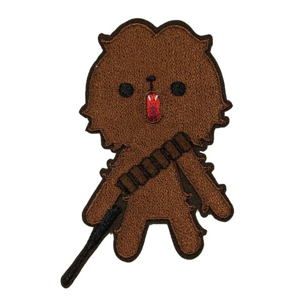 Loungefly Star Wars Patch - Chibi Chewie