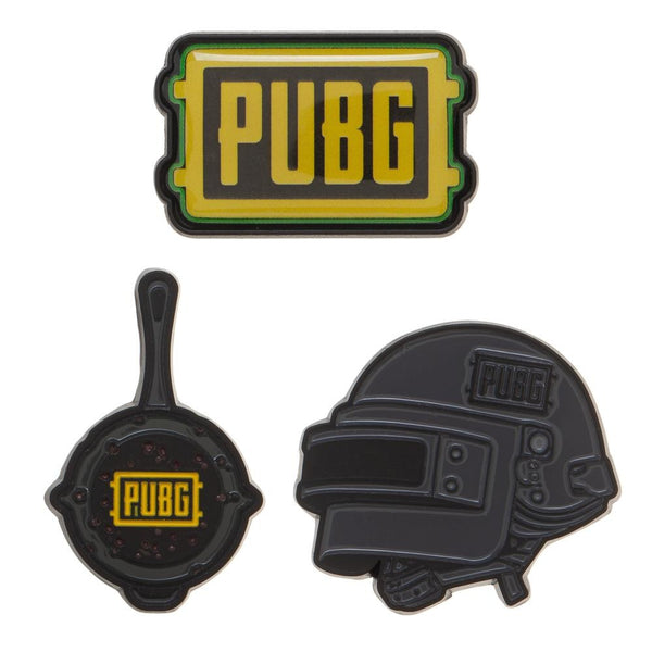 PUBG Lapel Pin Set