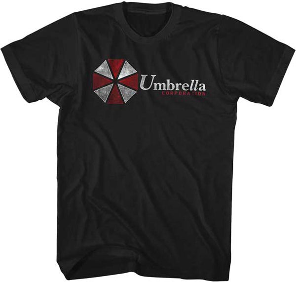 Resident Evil Umbrella Corporation Adult Shirt