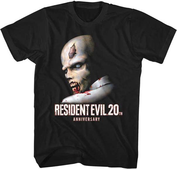 Resident Evil 20th Anniversary Adult Shirt