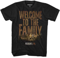 Resident Evil VII Welcome to the Family Adult Shirt