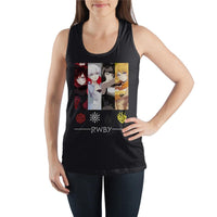 RWBY Girls Tank Top