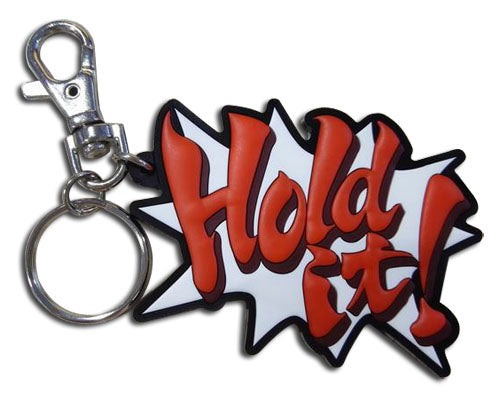ACE ATTORNEY - HOLD IT! PVC KEYCHAIN