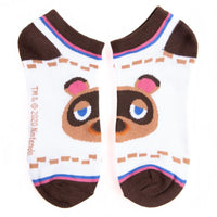 Animal Crossing: New Horizons Ankle Socks Five-Pack