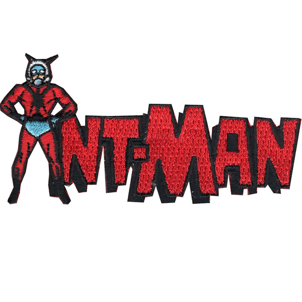 Marvel Ant-Man Logo Patch