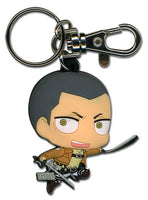 Attack on Titan PVC Keychain - Connie