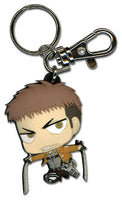 Attack on Titan PVC Keychain - Jean