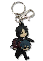 Black Butler Keychain - Dinner