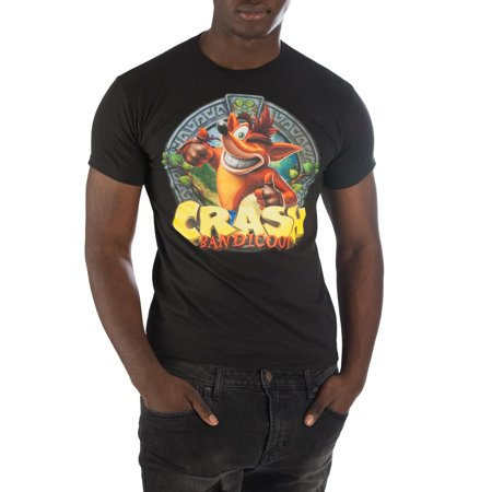 Crash Bandicoot Adult Shirt