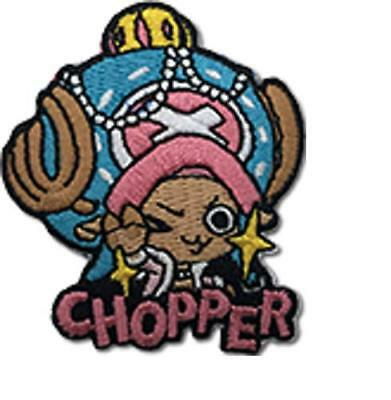 ONE PIECE - CHOPPER SD PATCH