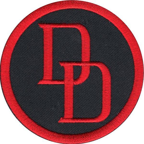 Marvel Daredevil Logo Patch
