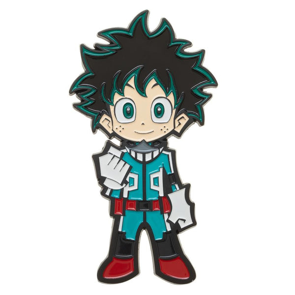 "My Hero Academia Deku 3"" Large Lapel Pin"