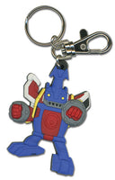 DIGIMON - BALLISTON PVC KEYCHAIN