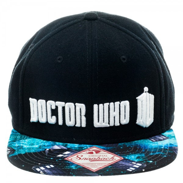 Doctor Who Space Bill Snapback