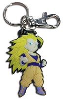 DRAGON BALL Z - SD SS GOKU PVC KEYCHAIN