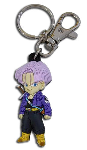 DRAGON BALL Z - SD TRUNKS PVC KEYCHAIN