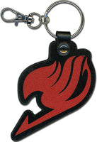 FAIRY TAIL - GUILD EMBLEM PU KEYCHAIN