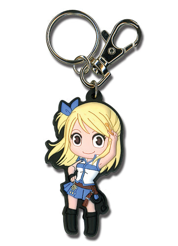 Fairy Tail Keychain - Lucy