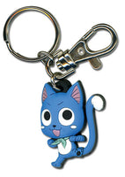 Fairy Tail PVC Keychain - Happy S2