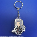 Final Fantasy Theatrhythm Keychain - Sephiroth