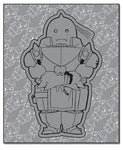 FullMetal Alchemist - Chibi Alphonse Plush Throw Blanket