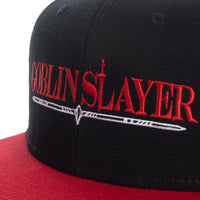Goblin Slayer Flatbill Snap Back