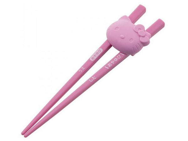 Hello Kitty Special Training Chopsticks w/ Silicon Holder