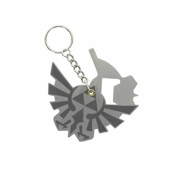 The Legend of Zelda Hyrule Multi-Tool Keychain