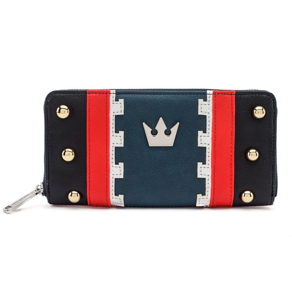 Loungefly x Kingdom Hearts 3 Sora Cosplay Wallet
