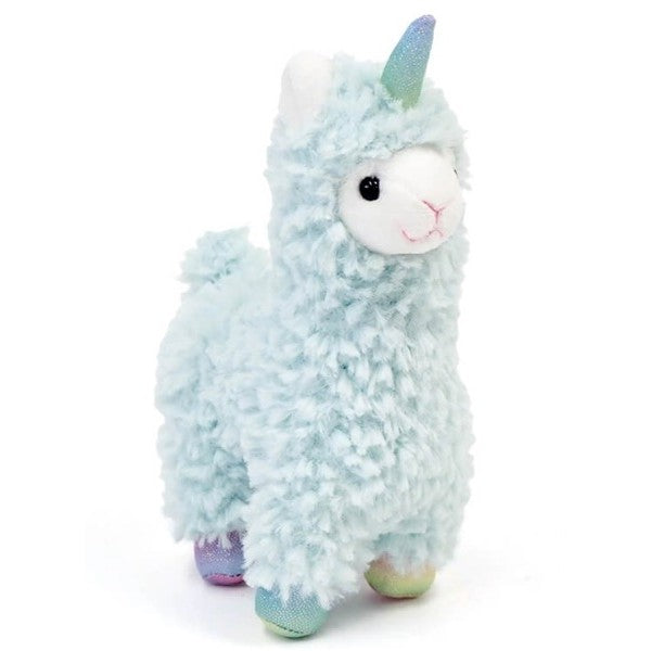 Unicorn Chatter - Blue/Green, 7""