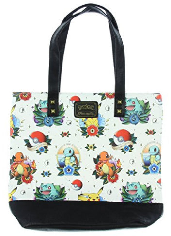Loungefly Pokemon Tote Bag