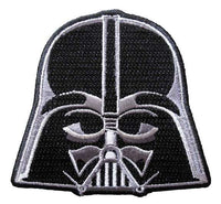 Loungefly Star Wars Darth Vader Helmet Embroidered Patch