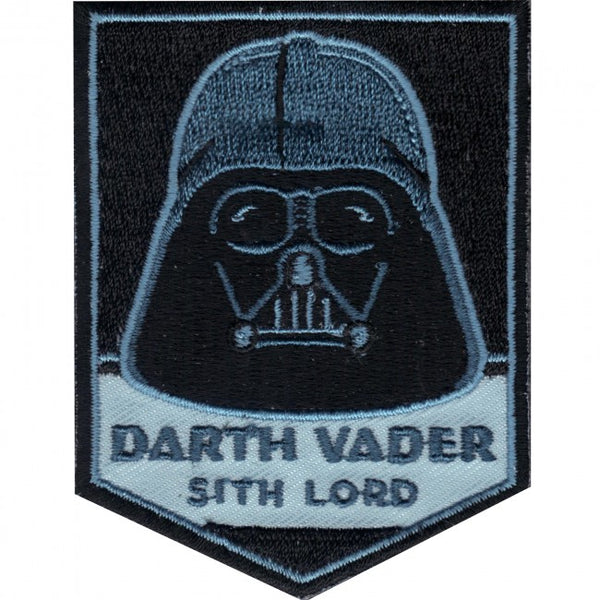 Loungefly Star Wars Darth Vader Sith Lord Embroidered Patch