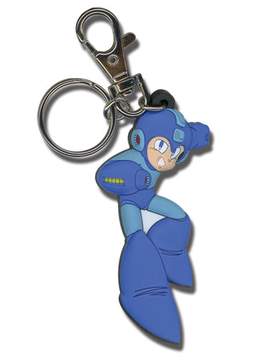 Mega Man Keychain - Cartoon Mega Man