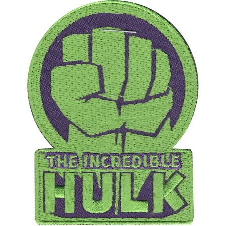 Loungefly Marvel Incredible Hulk Fist Iron On Patch