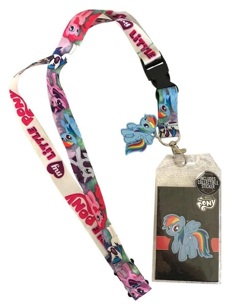 My Little Pony Lanyard - Rainbow Dash