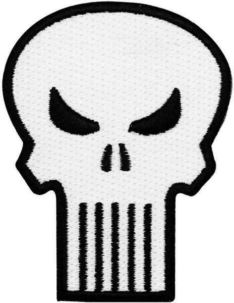 Loungefly Marvel Punisher Iron On Patch