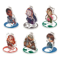 Magic The Gathering Acrylic Keychain Series *1 RANDOM KEYCHAIN*