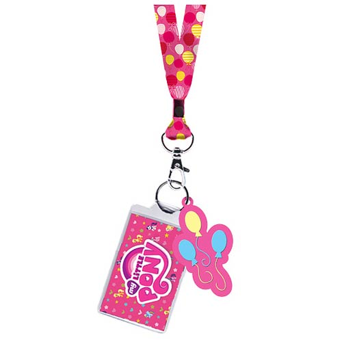 My Little Pony Lanyard - Pinkie Pie Cutie Mark