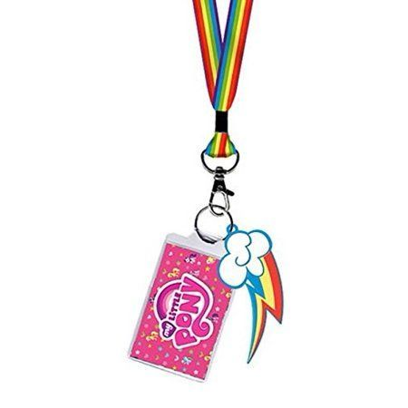 My Little Pony Lanyard - Rainbow Dash Cutie Mark