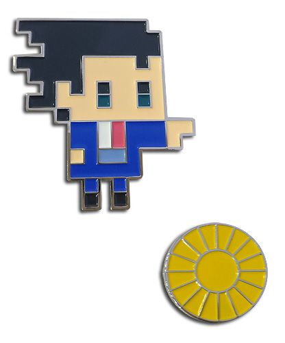 ACE ATTORNEY - PHOENIX & ATTORNEY BADGE PINS