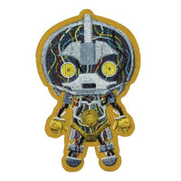 Star Wars Chibi C-3PO (Episode I) Patch by Loungefly