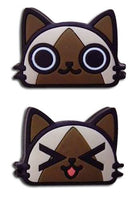 MONSTER HUNTER - AIROU PVC PIN SET