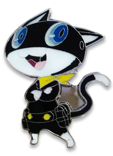 Persona 5 Pin - Morgana